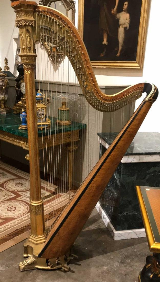 American Harp By J F Browne Co.
