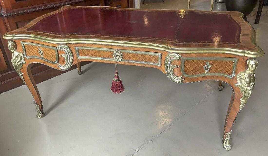 19th Century French Bureau Plat.