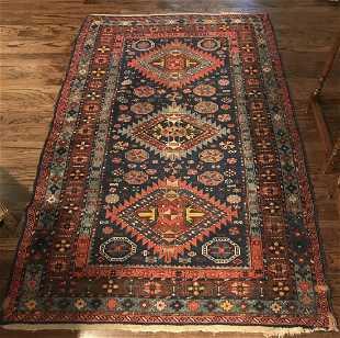 Antique Persian Carpet.