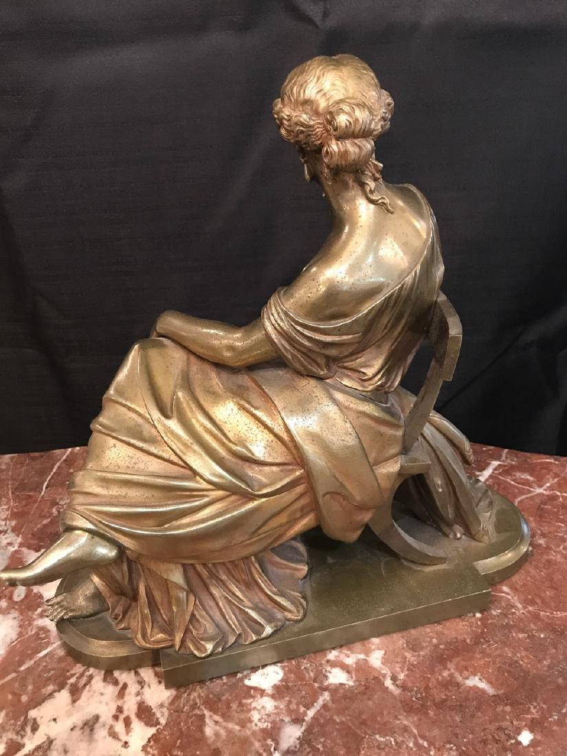 German Bronze Sculpture By Bobendieck. - 3