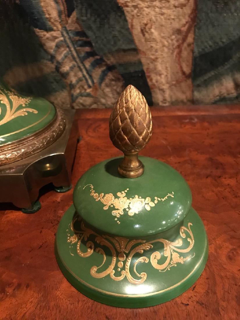 19th Century French Sevres Vase. - 4