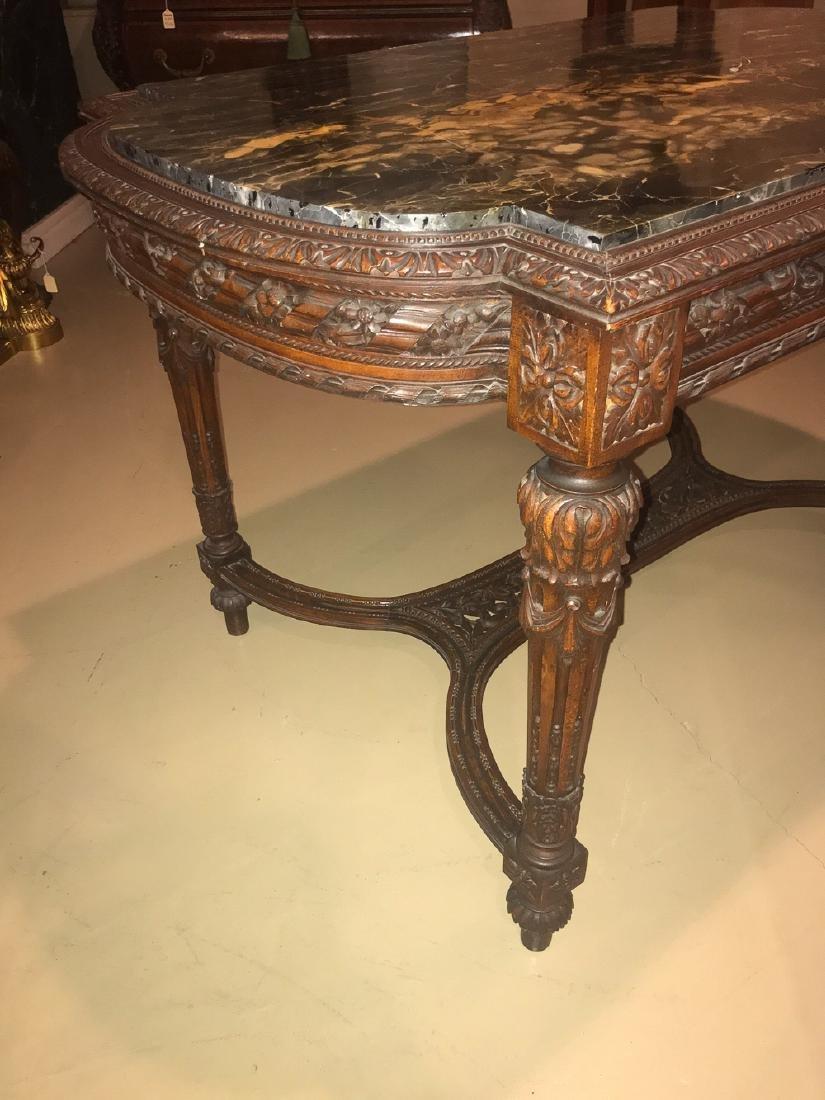Antique French Louis Xvi Table. - 2