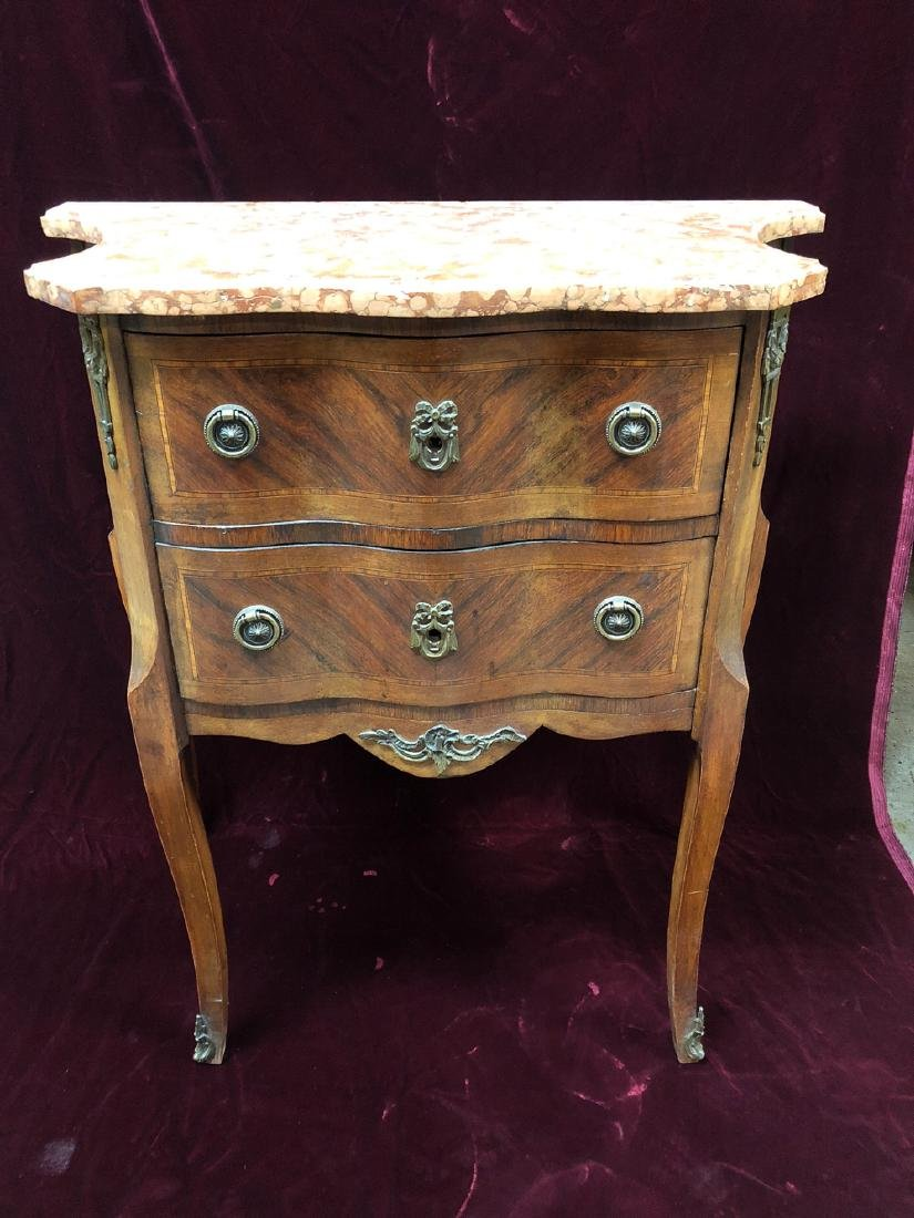 Antique French Commode.