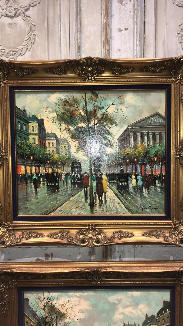 Antoine Blanchard, Parisian Oil Painting. - 3