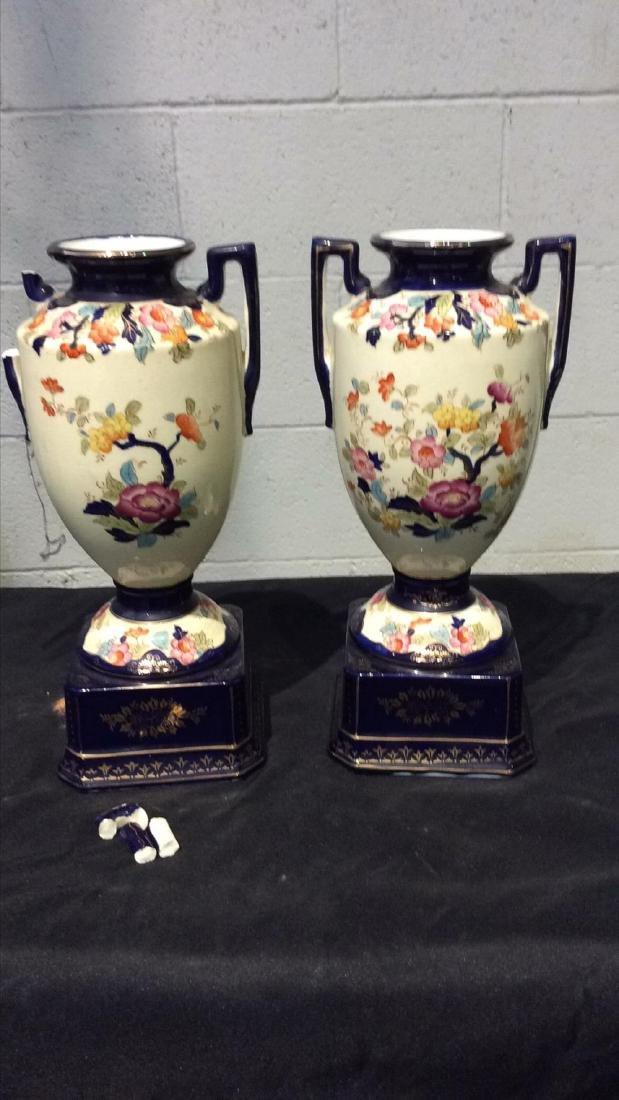 Pair Of Vases - 3
