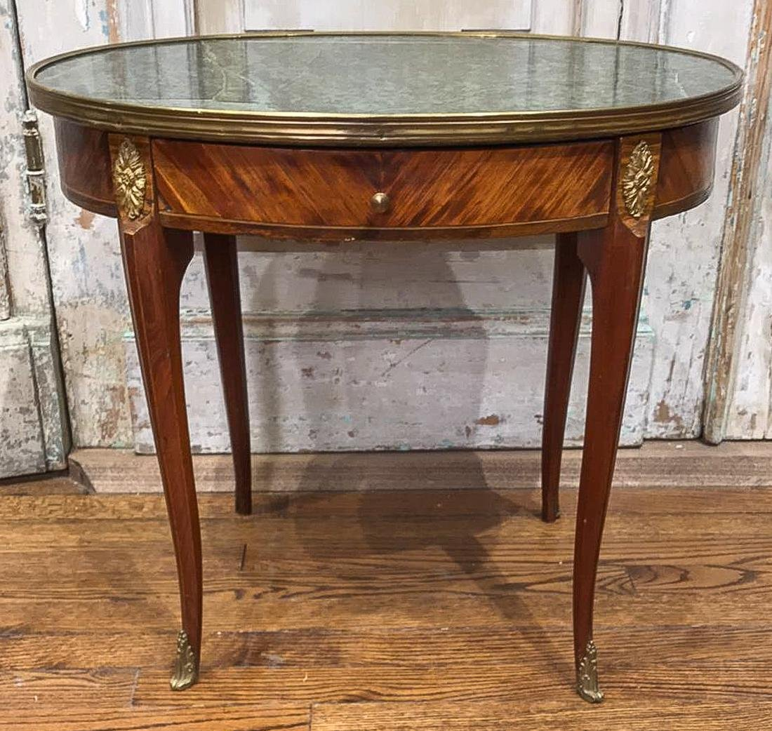 French Louis XV Side Table.