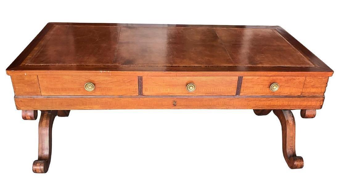 Antique French Empire Desk.