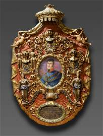 Incredible 18th Century Nordic Crest