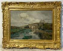 Chalets Sur La Garonne, Edmond M. Petitjean