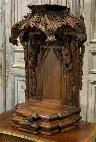18th Century Rococo Tabernacle Surround
