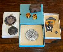 Nice Lot Of Antique Collectibles