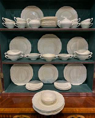 Lot Of Crown Ducal Florentine English China