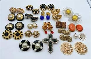 Jeweler's Lot Grab Bag, Includes Sterling