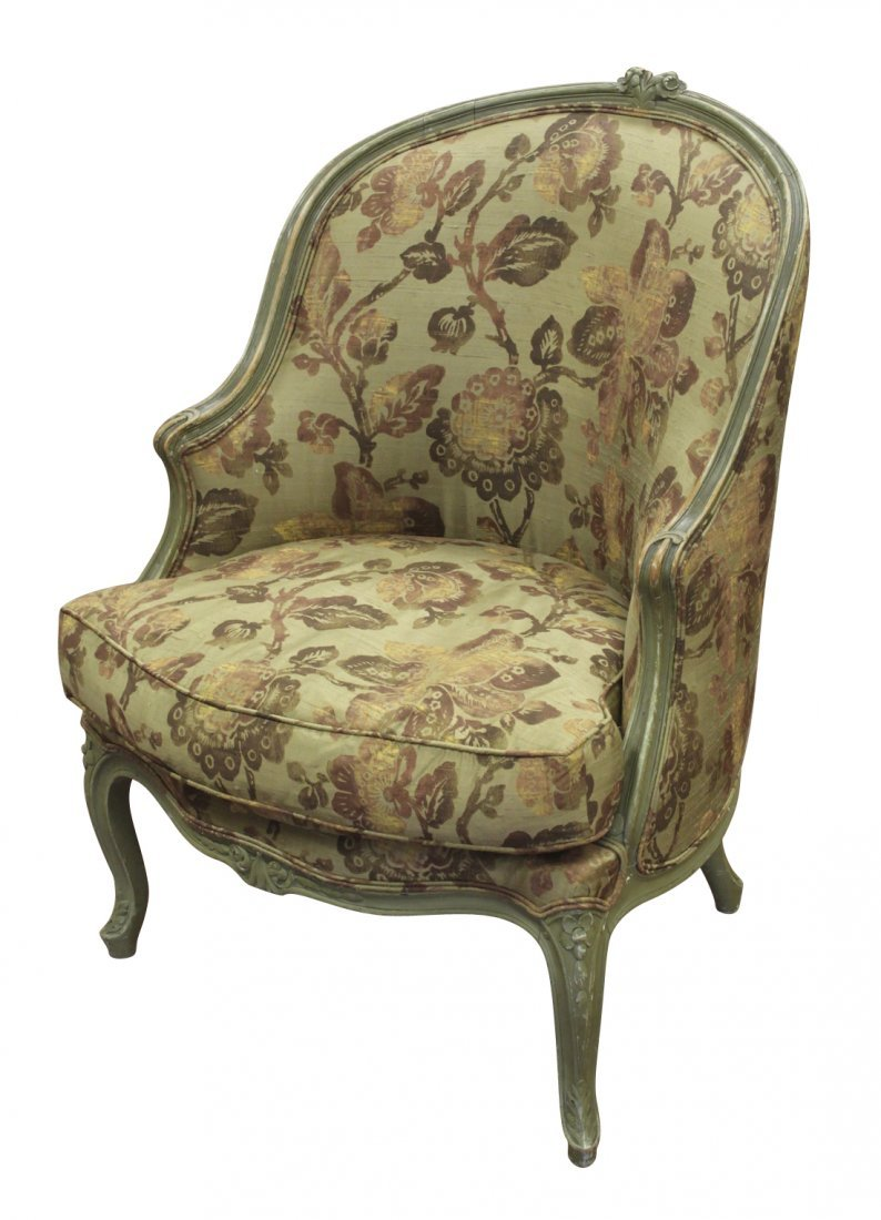 19th Century French Bergere