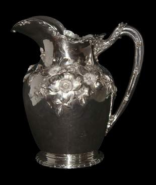 Fine Quality Sterling Pitcher