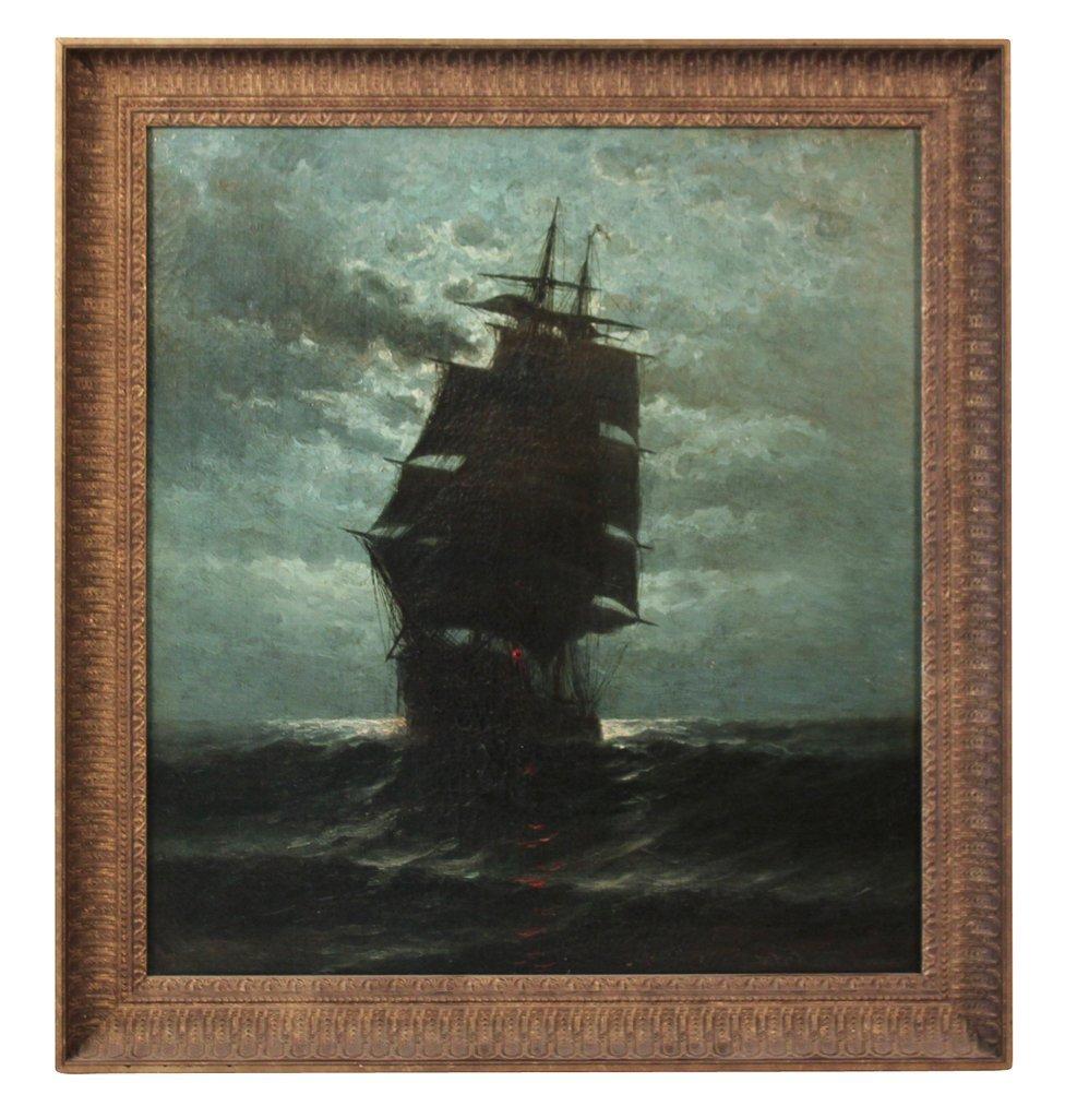 Tvc Valenkamph.   Ship Scene.