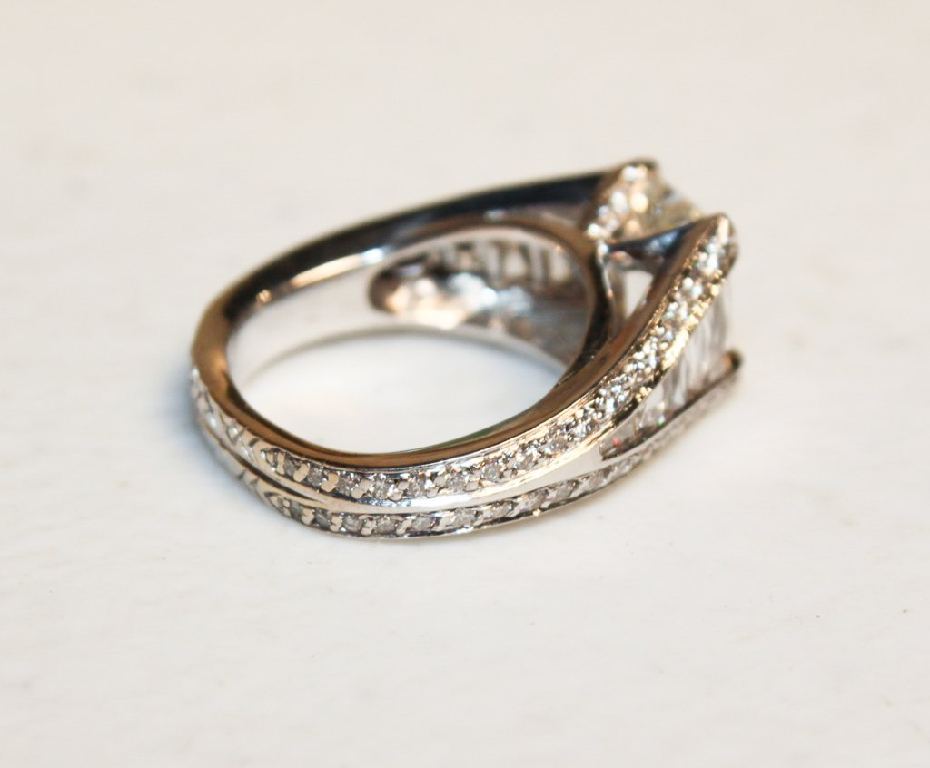 2.50ct Tycoon-cut Diamond, G-h, Color, Vs2 - 6