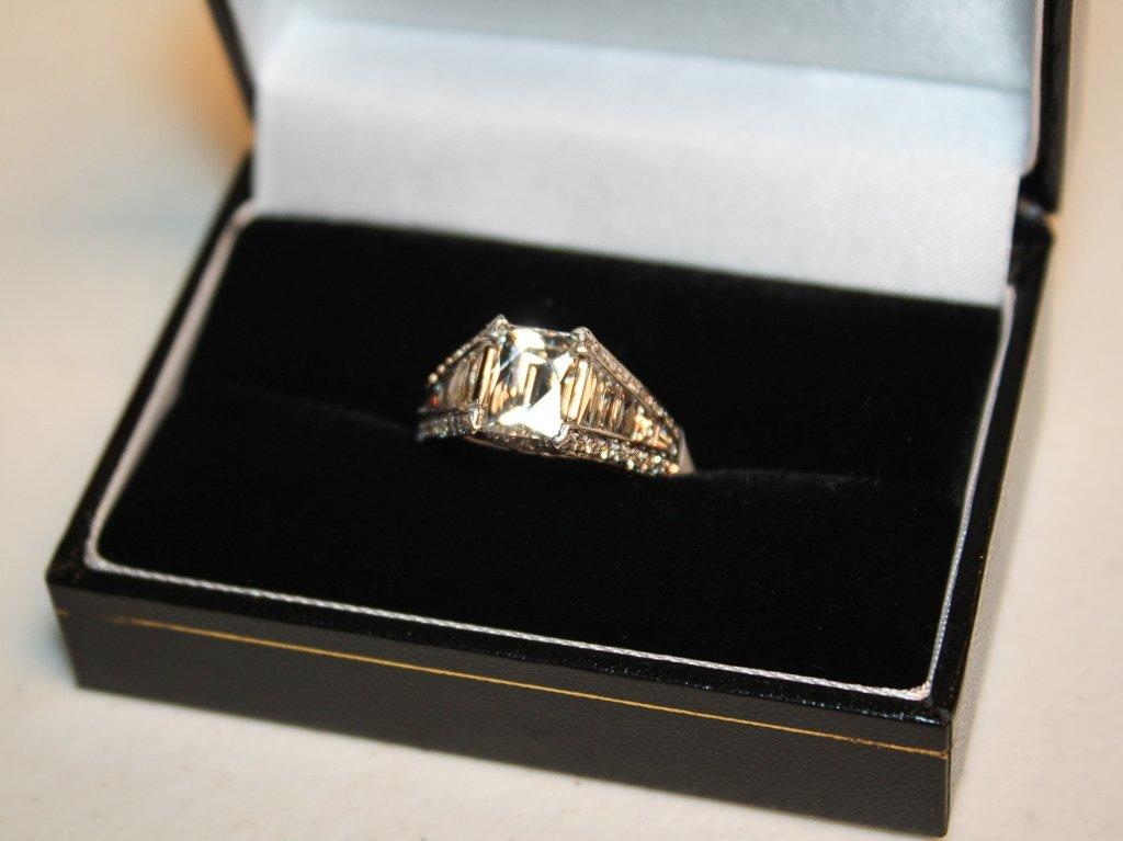 2.50ct Tycoon-cut Diamond, G-h, Color, Vs2 - 7