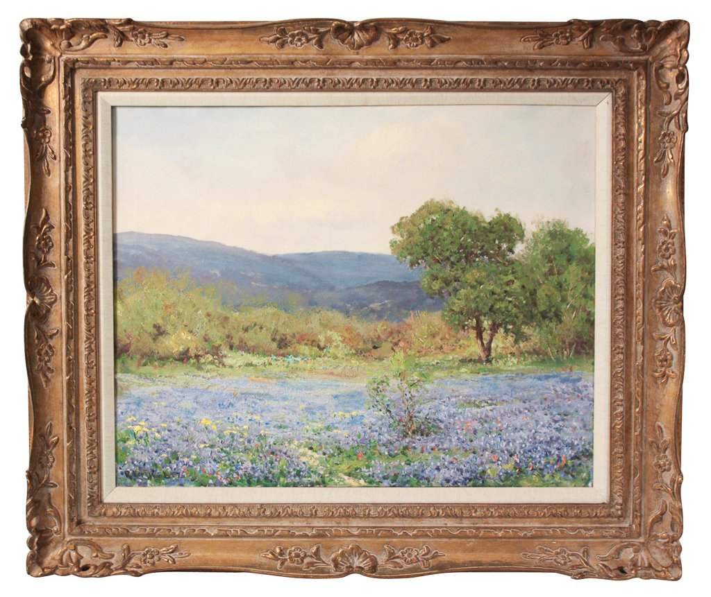 Robert Wood, Bluebonnet