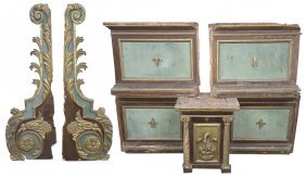 Early 18th C. French Architectural Elements