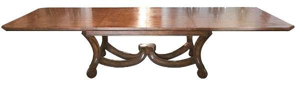 Large Italian Style Custom Dining Table