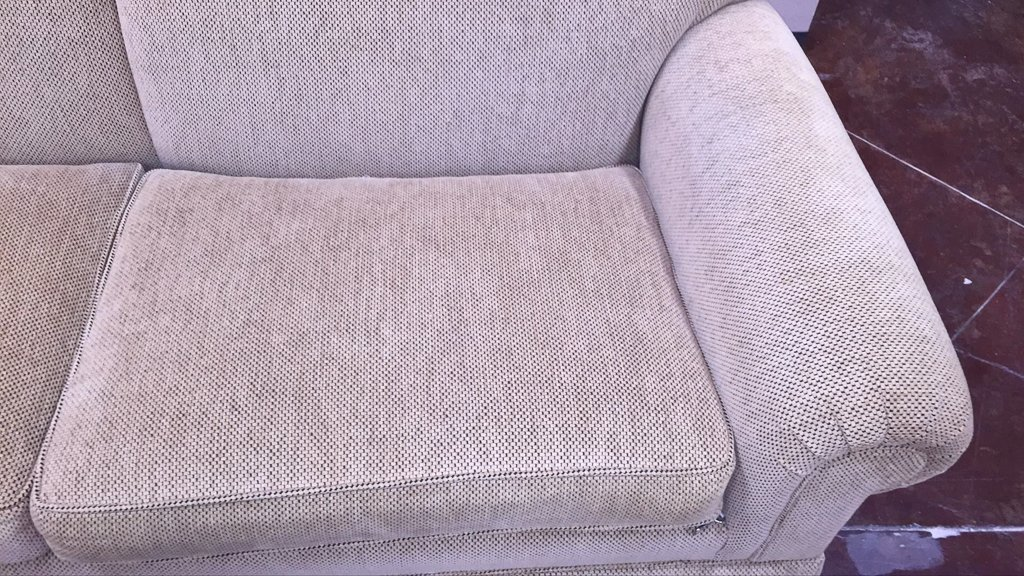 Pair Of High End Roll Arm Sofas - 2
