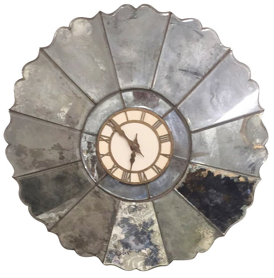 Deco Venetian Glass Deco Style Wall