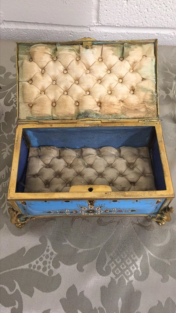 Collection Of 5 Antique French Boxes - 7