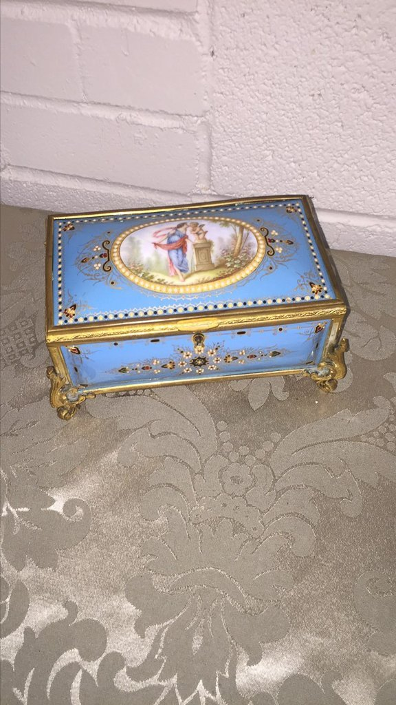 Collection Of 5 Antique French Boxes - 2