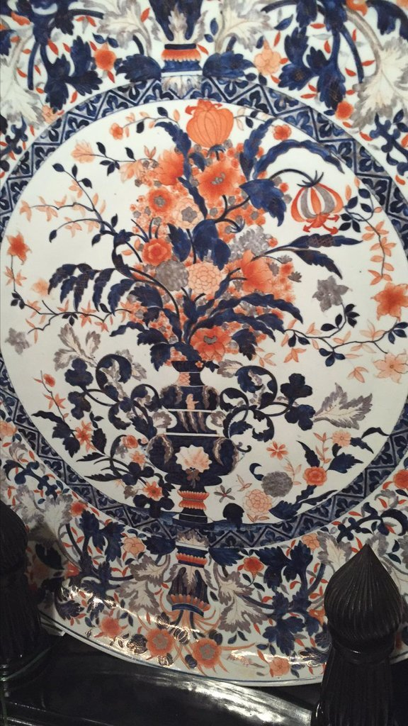 Exceptional Palace Size Japanese Imari Charger - 3