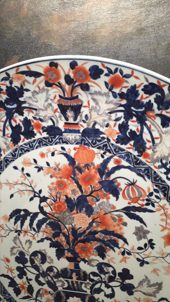 Exceptional Palace Size Japanese Imari Charger - 4