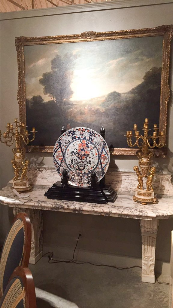 Exceptional Palace Size Japanese Imari Charger - 7
