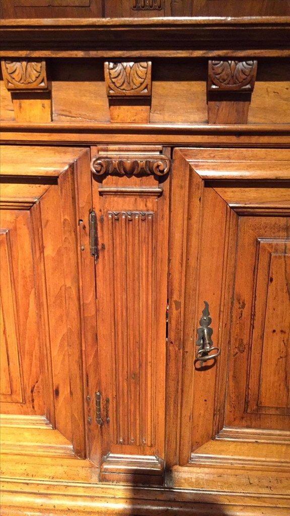 18th C. French Walnut Provencal Cupboard - 2