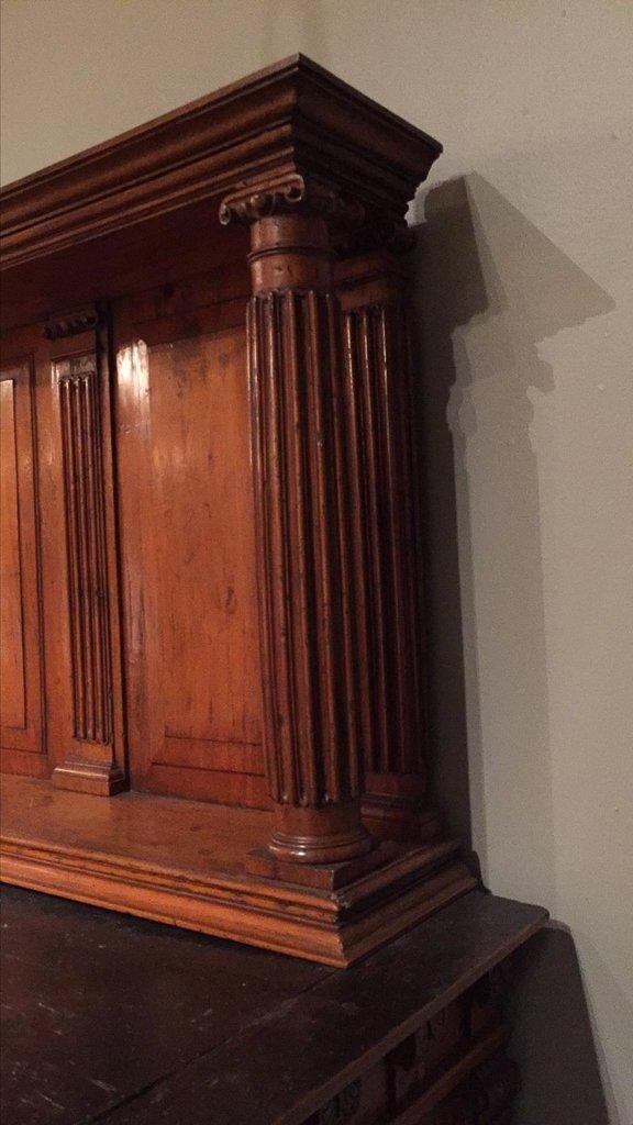 18th C. French Walnut Provencal Cupboard - 3