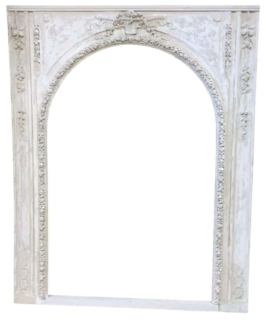 A 19th C French Napoleon Iii Frame