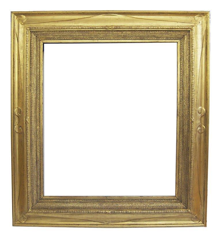 American 19th C. Original Stanford White frame.