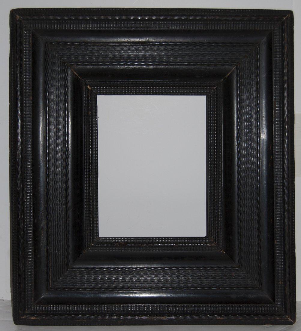 Dutch 17th C. ripple frame
