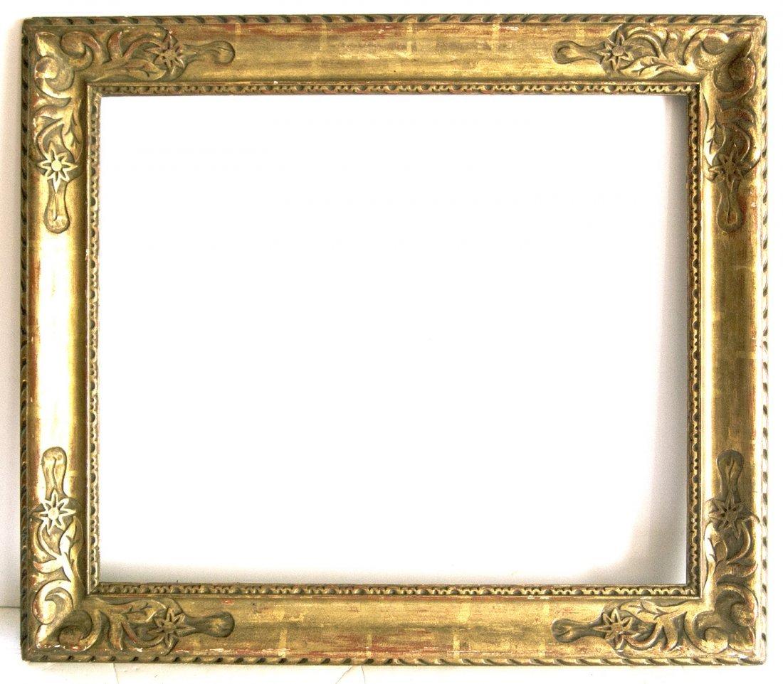 American Charles Prendergast style frame