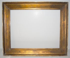 Large American 19th C. Sully Frame