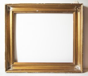 American 19th C. Federal Style Frame