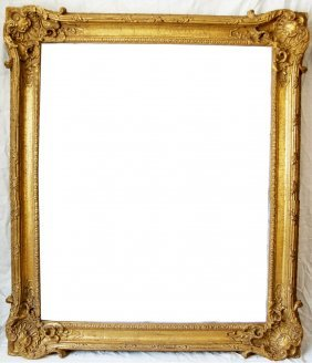 American Museum Quality Replica Louis Style Cove Frame