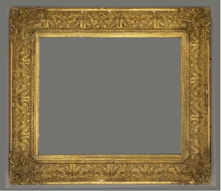 American 19th C. gilded Thomas Cole style frame