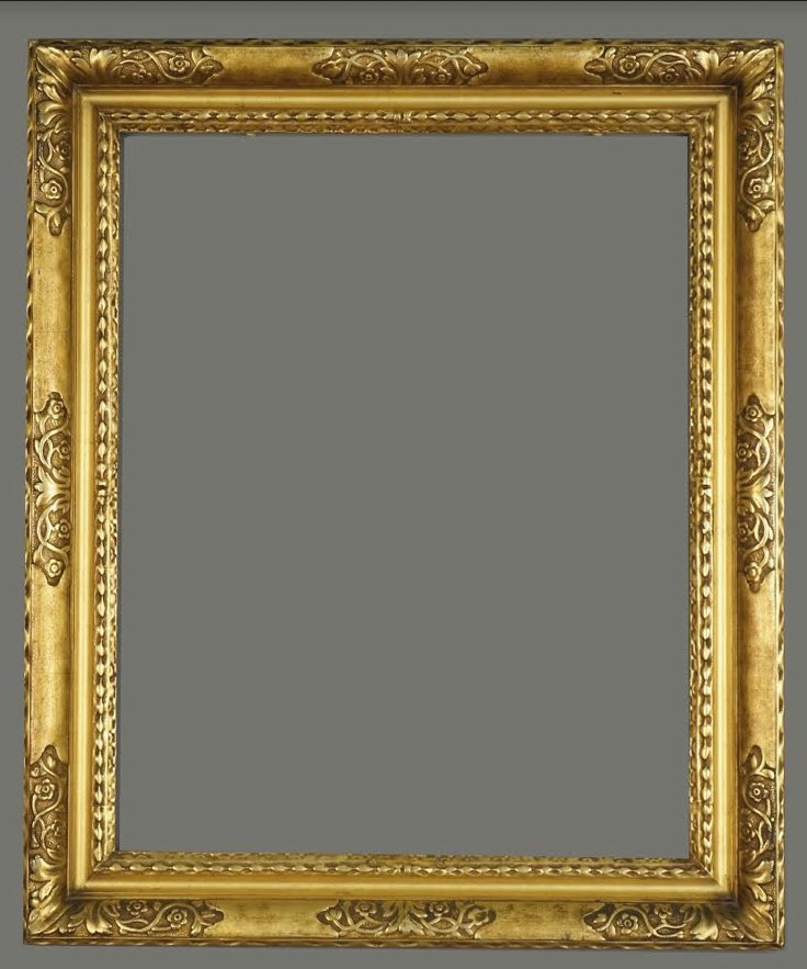 American early 20th C. Sir Peter Lely frame