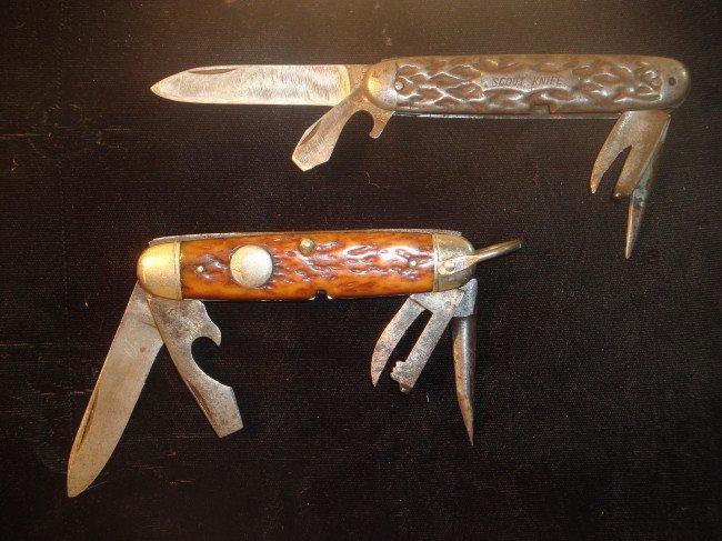 14: A- Boy Scout Knife