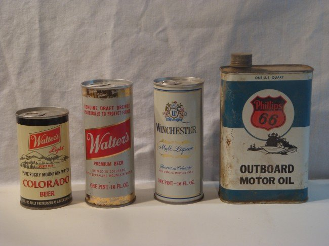 19: Winchester Beer Can
