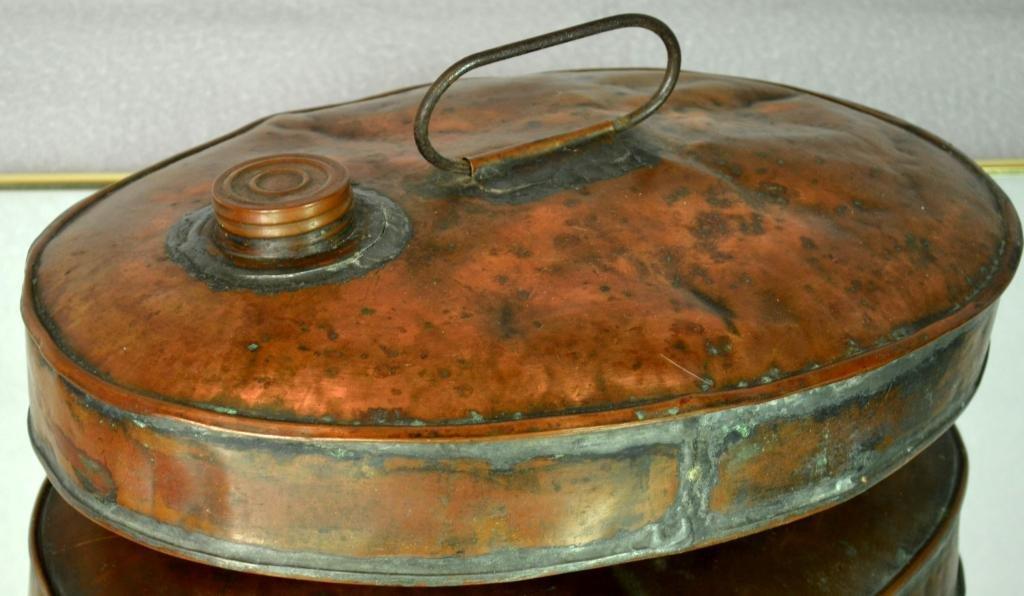12: Copper Bed warmer