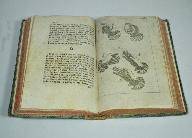 3: ALBERTI, GIUSEPP-ANTONIO. I Giochi Numerici 1747
