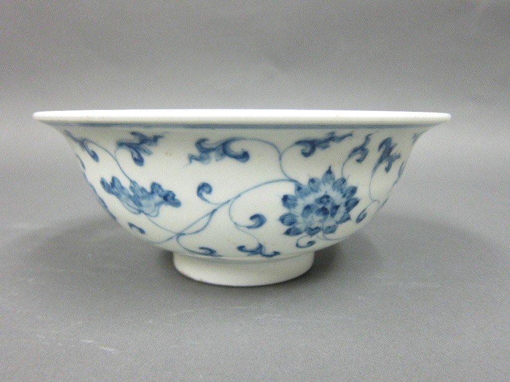 12: CHINESE PORCELAIN BOWL