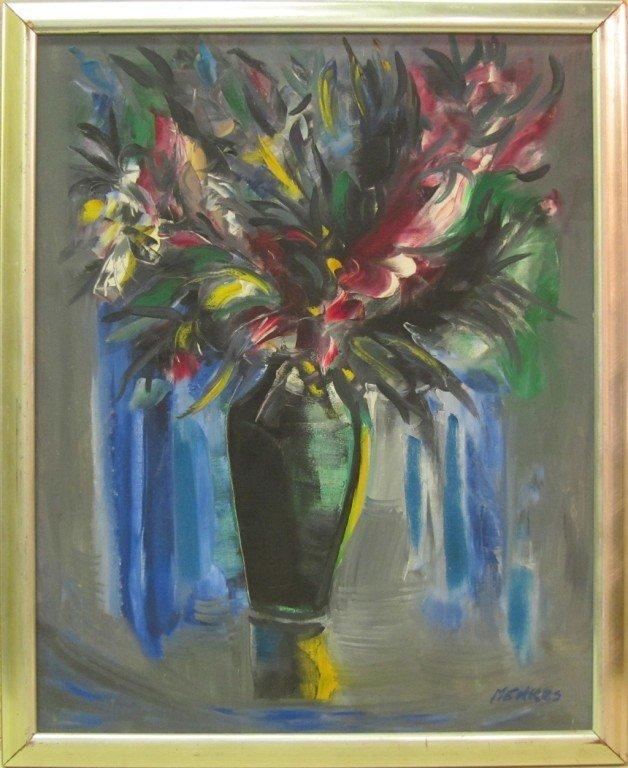 86: MENKES, SIGMUND JOSEPH (1896-1986,Polish/American)