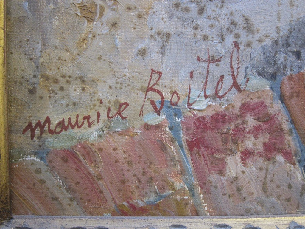175: BOITEL, MAURICE (FRENCH, b.1919) - 5